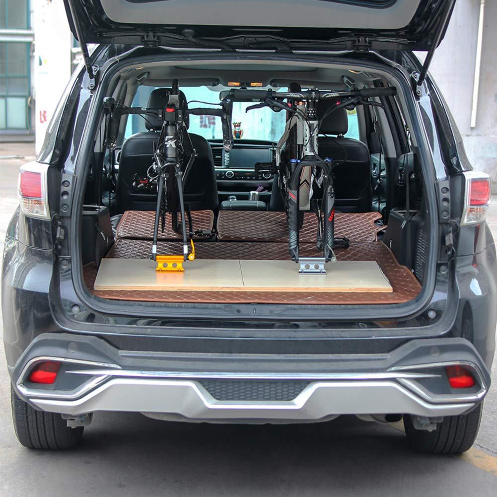 in Lega a sgancio rapido xnbnsj Portapacchi per Bicicletta e Auto