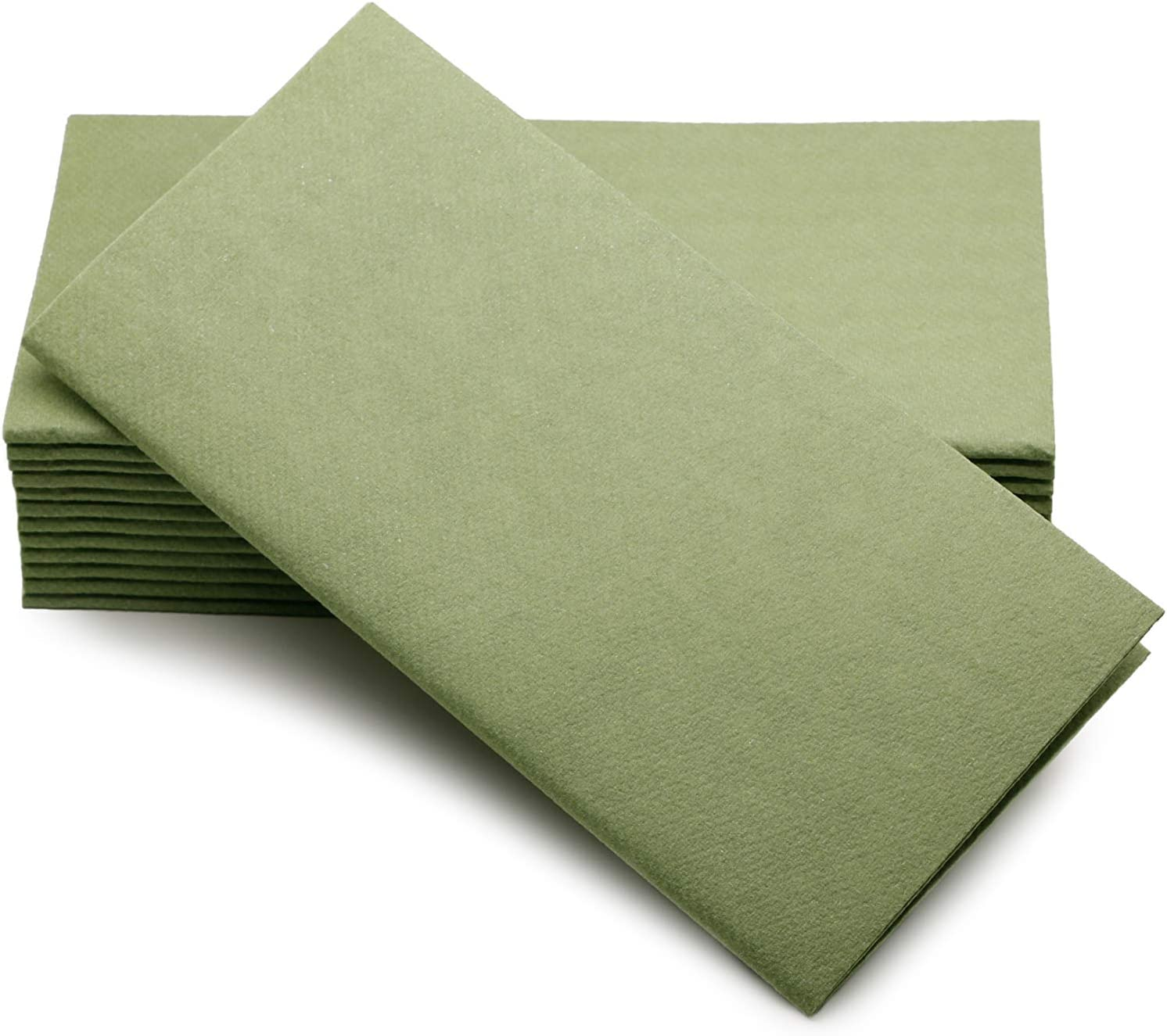 Simulinen Colored Napkins - Decorative Cloth Like & Disposable
