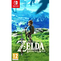 The Legend of Zelda Breath of the Wild Nintendo Switch Oyun