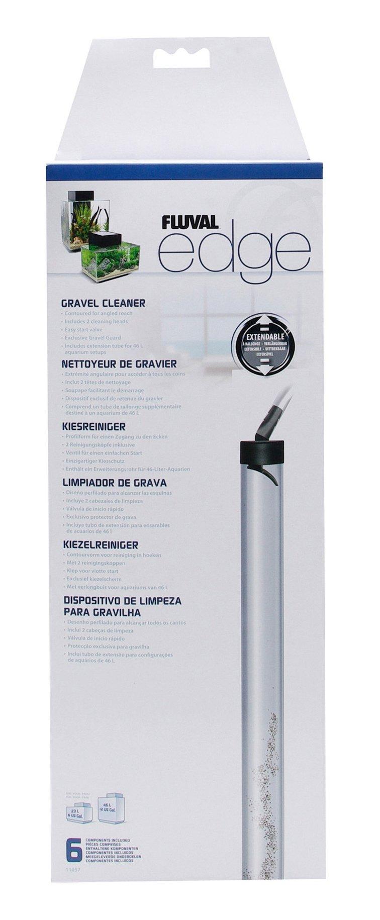 Fluval 11057 Edge II Gravel Cleaner by Fluval