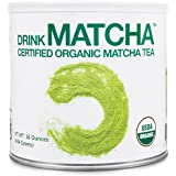 Drink Matcha -1 LB Matcha Green Tea Powder - USDA Organic - 100% Pure Organic Matcha Green tea Powder - Nothing added (16 oz)
