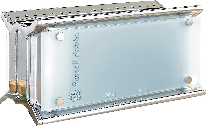 Russell Hobbs Glass Toaster | russell hobbs 13361 4 slice