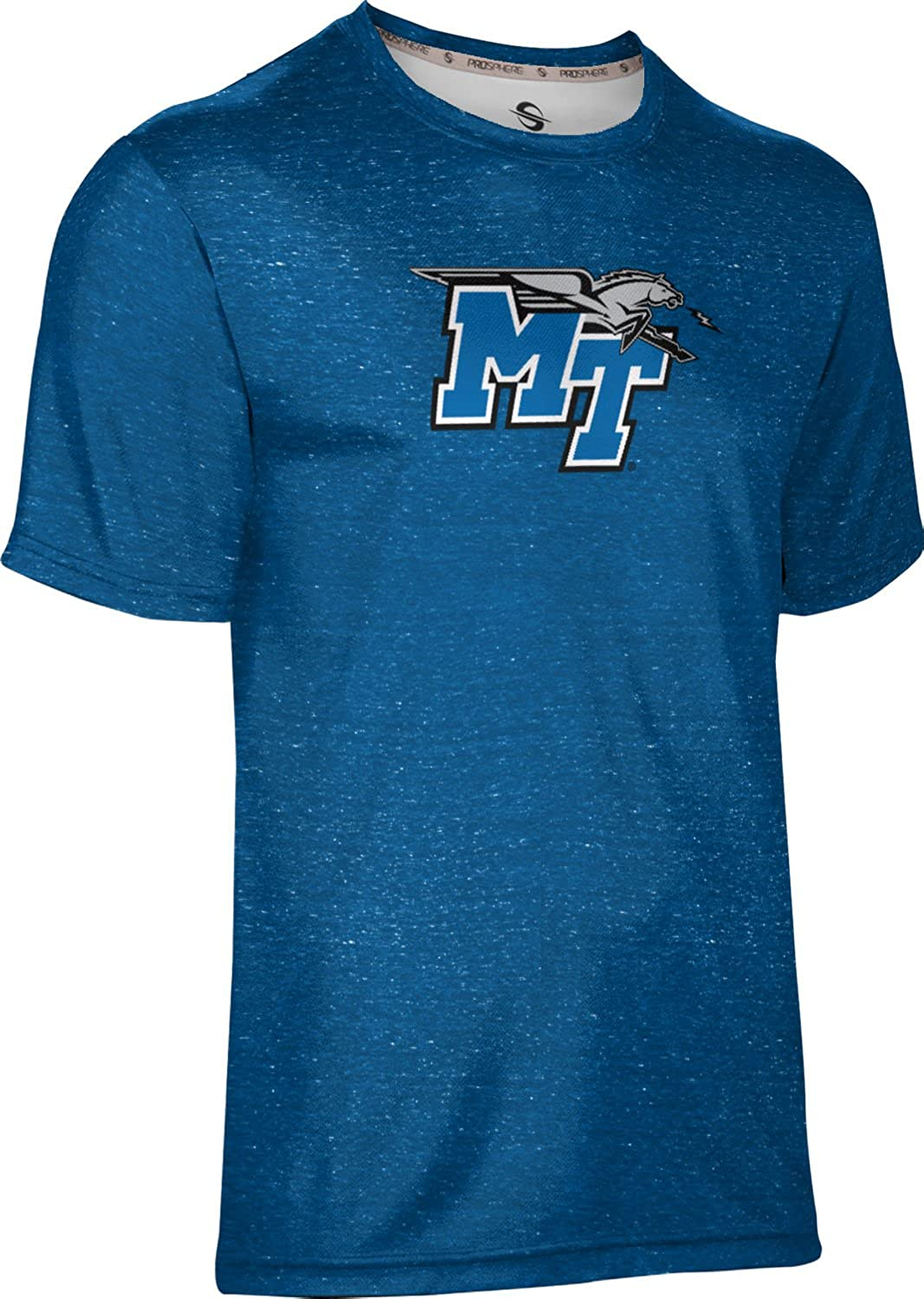 ProSphere Middle Tennessee State University Boys Performance T-Shirt Heather