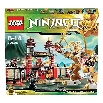 Amazon Lego Ninjago Temple Of Light 70505 Discontinued By