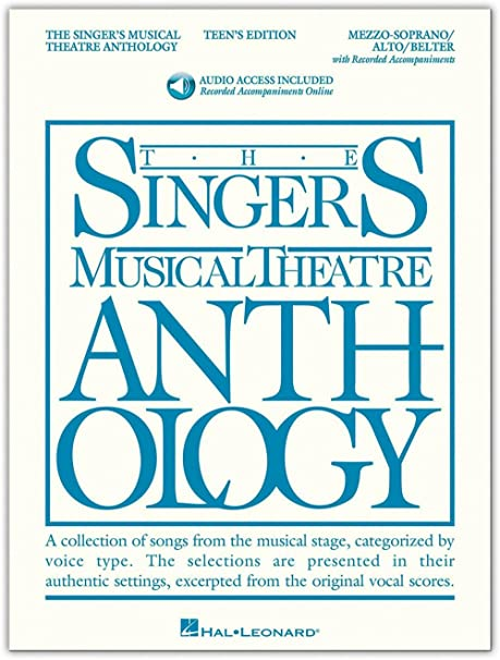 Amazon.com: Hal Leonard Singer\'s Musical Theatre Anthology Teen\'s ...