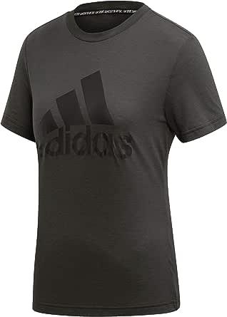 adidas W Mh Bos tee Camiseta Mujer
