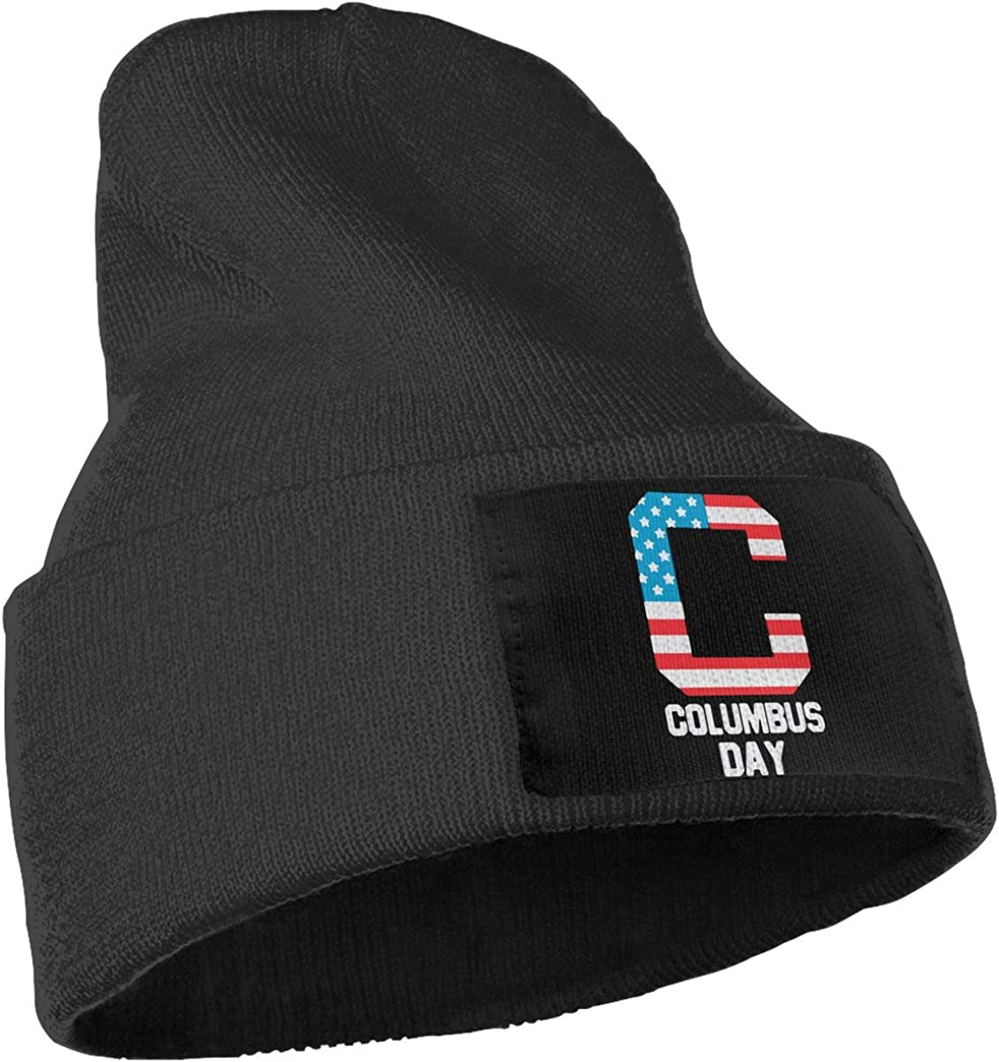 COLLJL-8 Men /& Women Columbus Day 1942 Outdoor Fashion Knit Beanies Hat Soft Winter Knit Caps