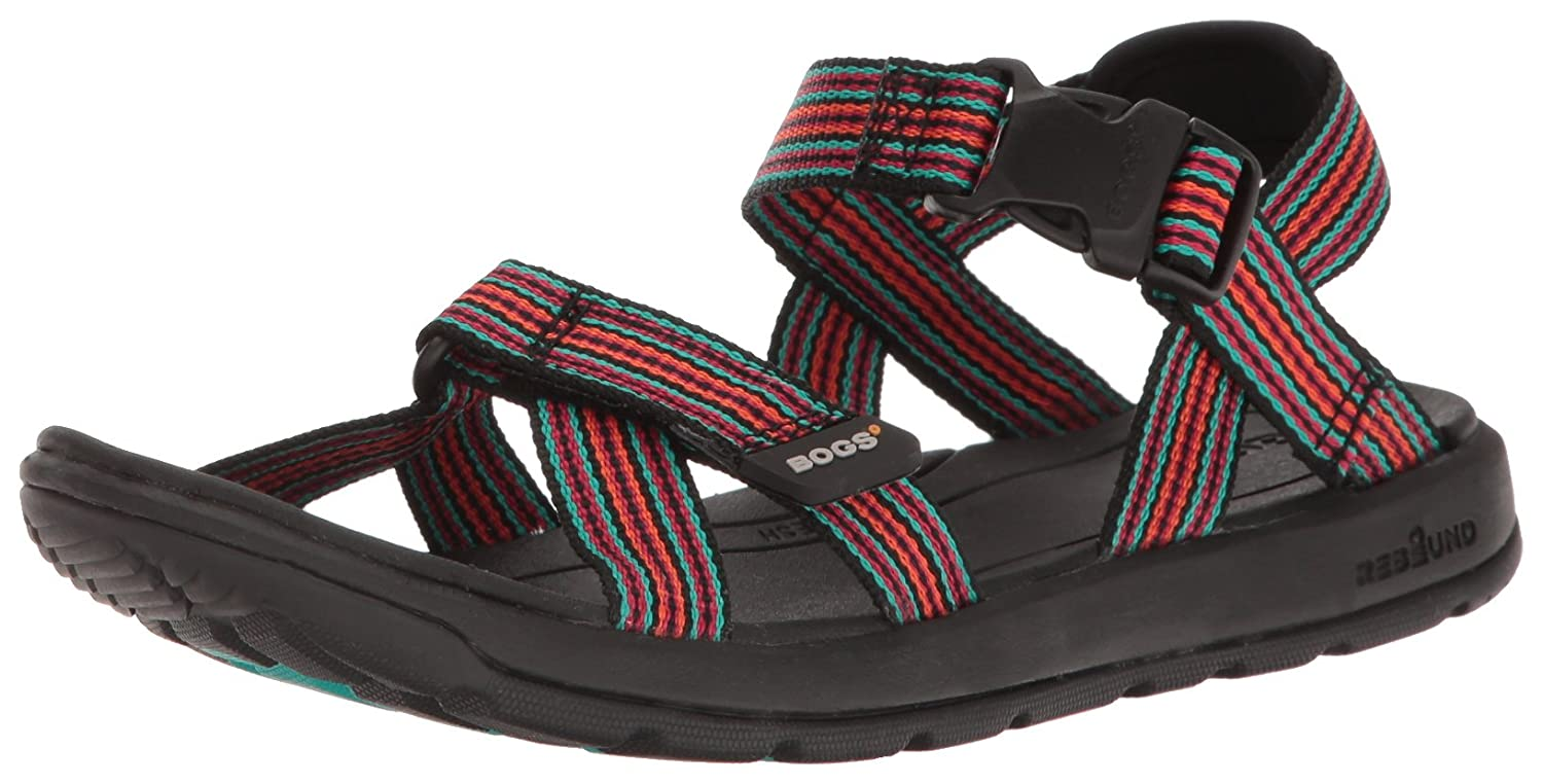 Bogs Women's Rio Stripes Athletic Sandal