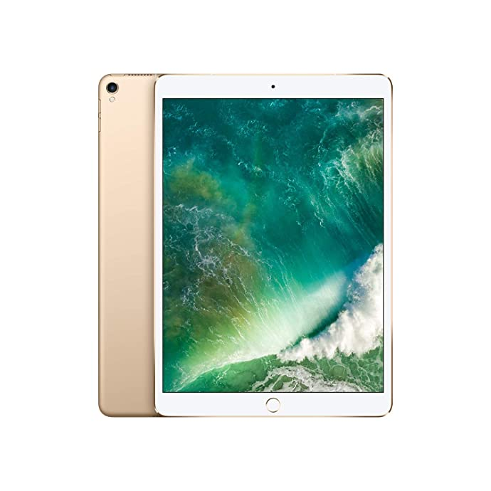 限Prime会员 金盒特价 Apple iPad Pro 平板电脑 10.5英寸(256G WLAN+Cellular版/A10X)7折$649 两色可选 海淘转运到手约¥4531