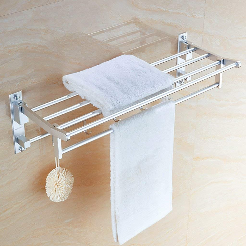 outlet EQEQ Bath Rooms Rack Towel Rack Wall Mount Bracket to The ...