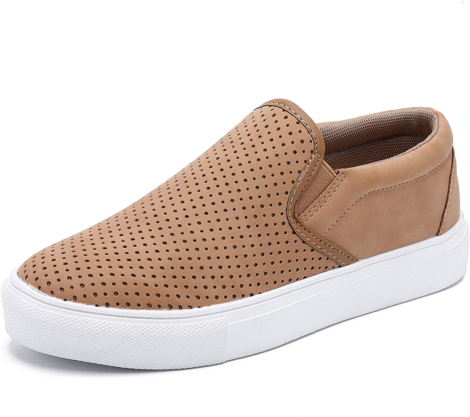 GOUPSKY Slip on Sneakers for Women
