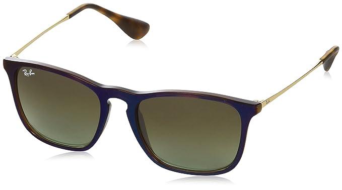 ef0816f876871 Óculos de Sol Ray Ban Chris RB4187 6315 E8-54  Amazon.com.br  Amazon ...