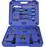 Astro 78619 18pc Brake Caliper Wind Back Tool Set & 8pc Professional Brake Tool Set