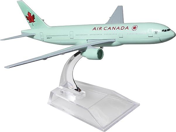 Lose Fun Park 16cm American 777 Airplane Model