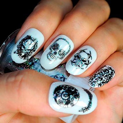 Amazon Jpjtm Girls Nail Art Stickerssexy Charming Nail
