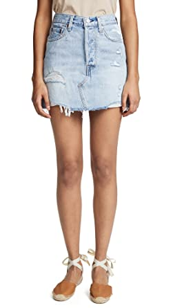 2019 discount sale hot-selling cheap exquisite style Levi's Women's Deconstructed Skirt