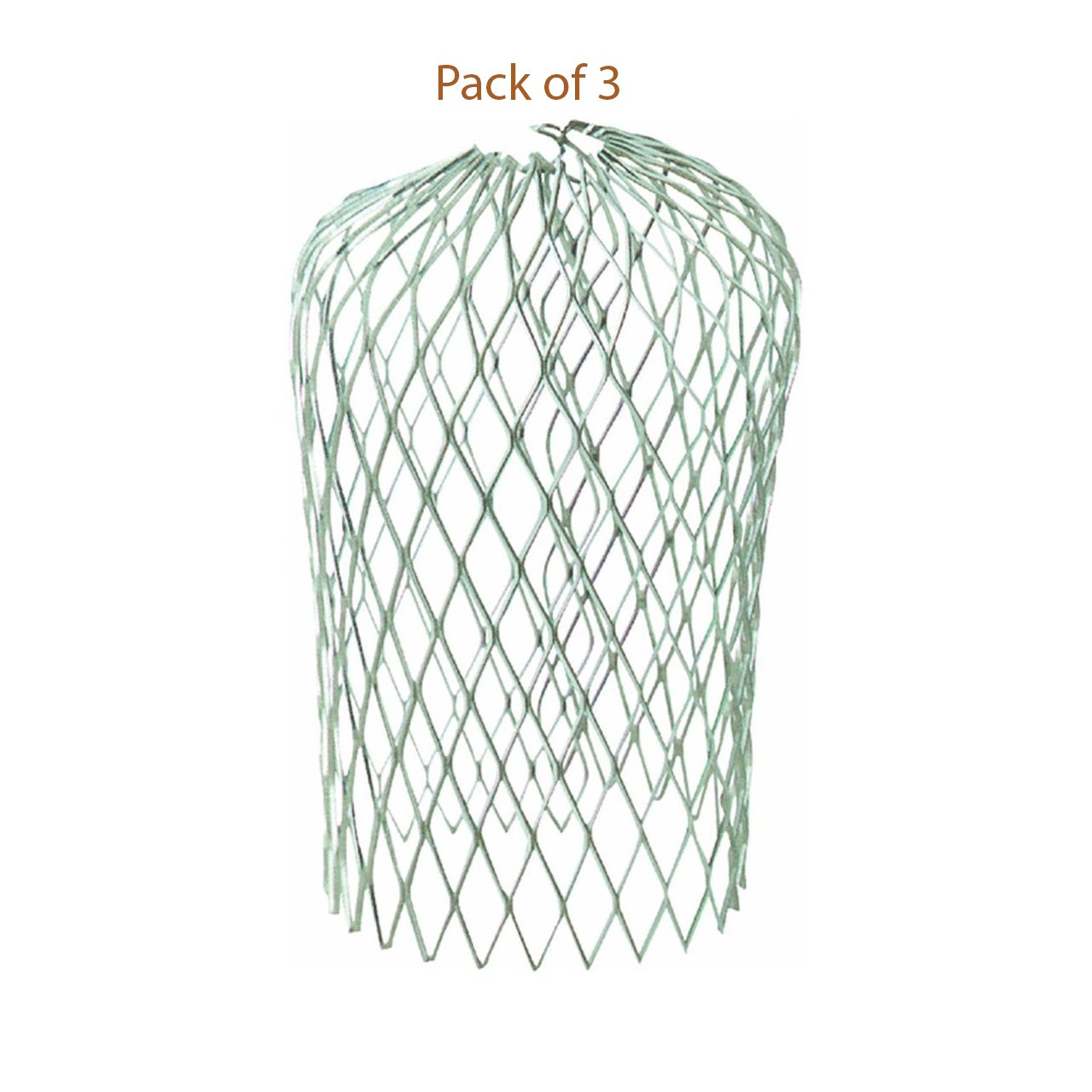 Amerimax Home Products 21059 3 inch Expand Aluminum Strainer Pack of 3