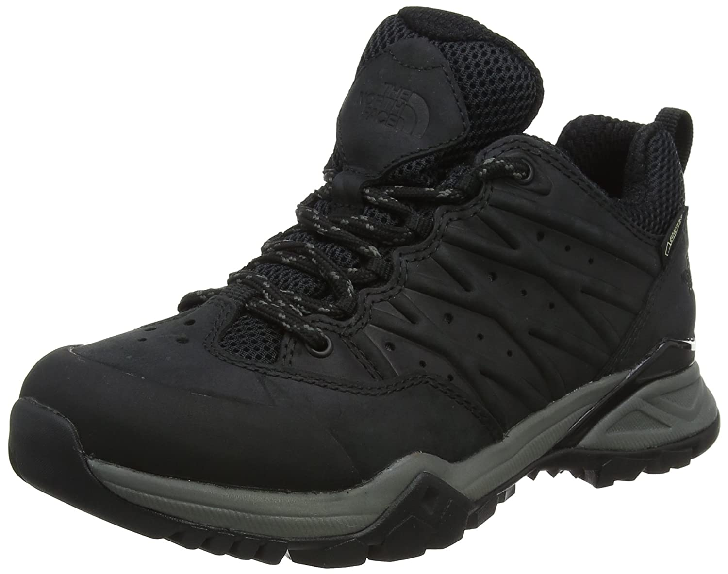 The North Face Damen W HH Hike Ii GTX Trekking-& Wanderhalbschuhe Schwarz (Tnf Black/Tnf Black Kx7)