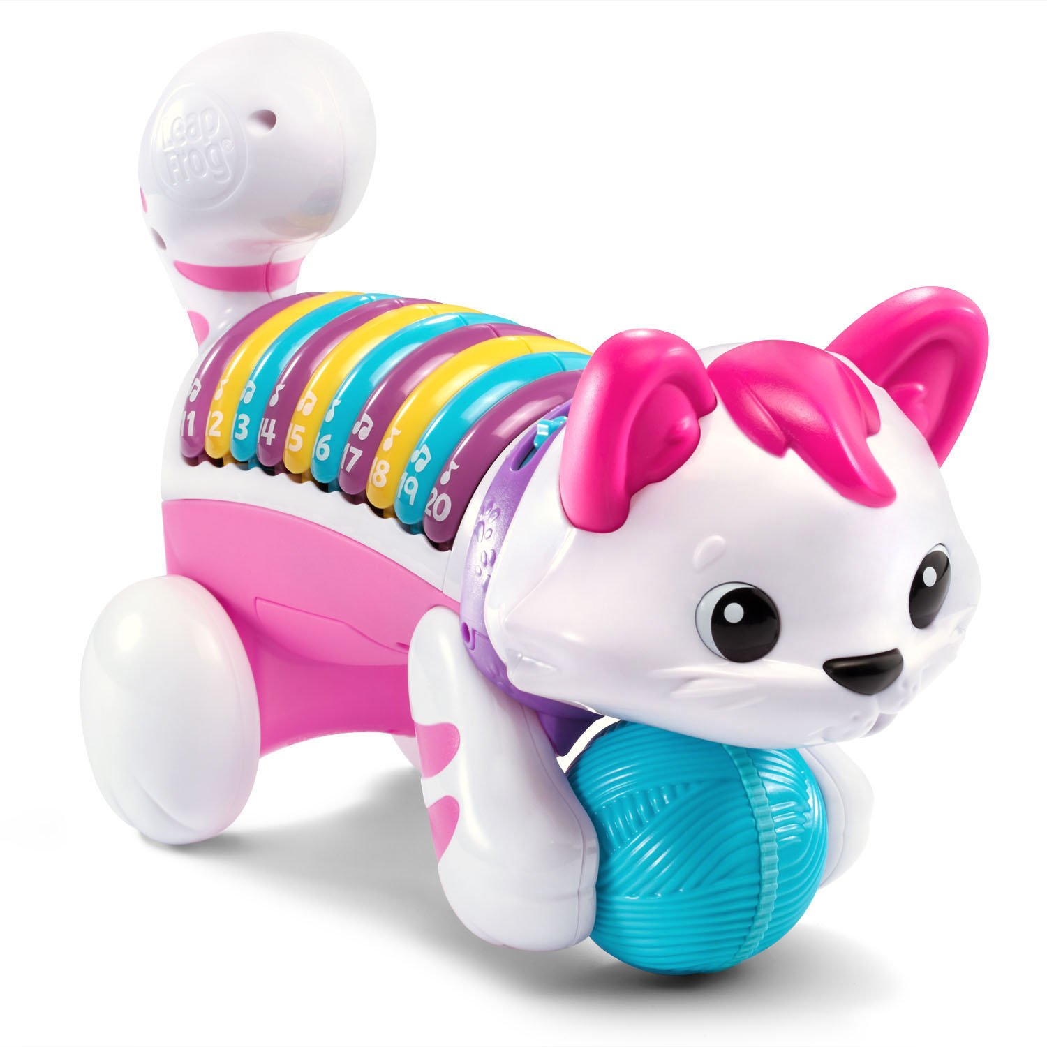 LeapFrog Count and Crawl Number Kitty Pink Amazon Exclusive