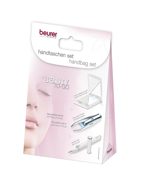 Beurer Beauty To Go Handbag Set: Amazon co uk: Health