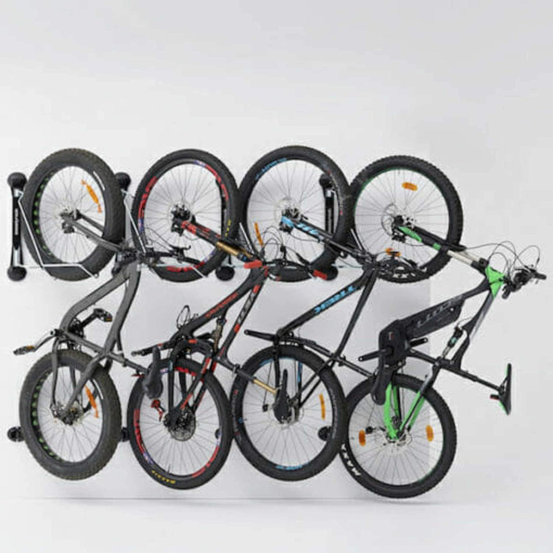 Steadyrack Fat Rack Soporte para Bici, Color Negro: Amazon.es: Deportes y aire libre