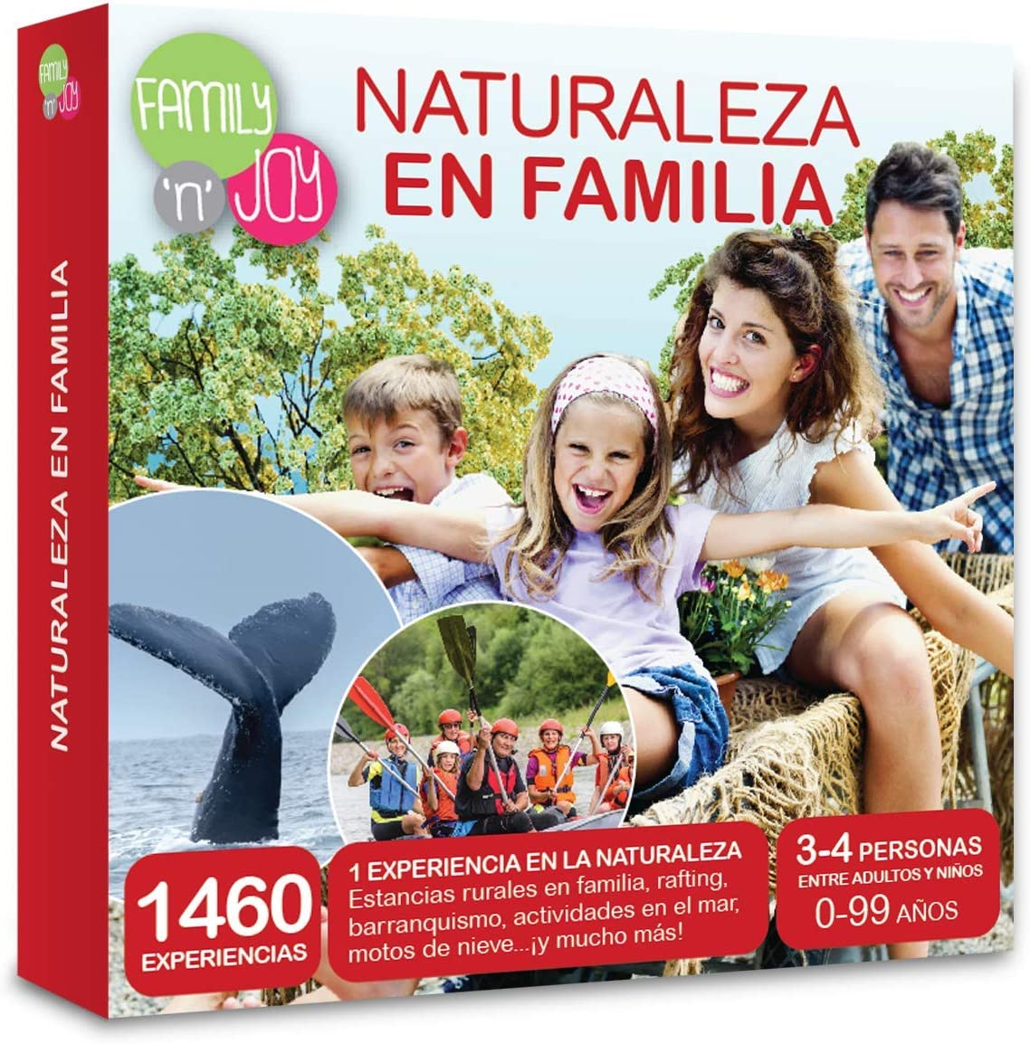 family n joy naturaleza en familia