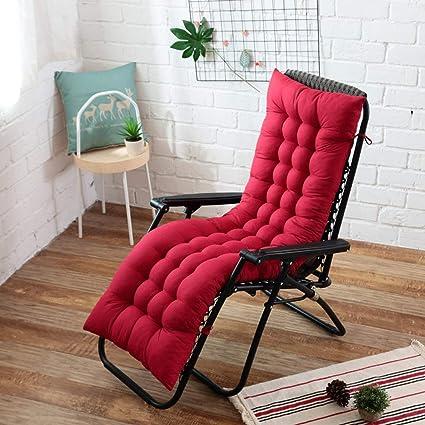 Cojín reclinable para silla de balancín, de largo, grueso ...