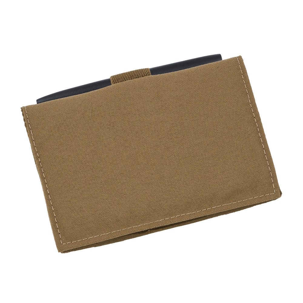 Rite in the Rain Weatherproof Index Card Kit: Tan CORDURA Fabric Cover, 100 Tan 3'' x 5'' Index Cards, and an Weatherproof Pen (No. 991T-KIT)