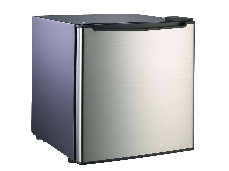 guzzanti GZ 06B Mini Réfrigérateur-congélateur/49, 5cm/106kWh/4L Partie de refroidissement/42L Partie Congélateur/Classe énergétique A +