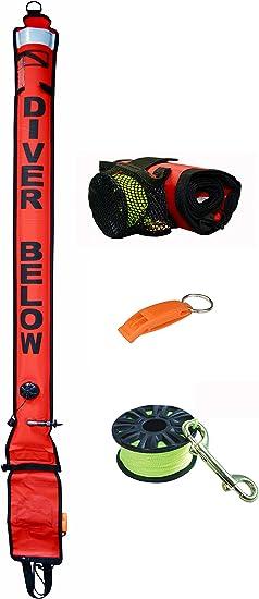 DiveSmart Open Bottom SMB