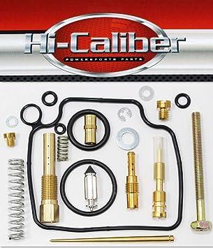 QUALITY 2002-2007 Suzuki LTA LTF 400 Eiger 2x4 4x4 Carburetor Rebuild Kit Carb