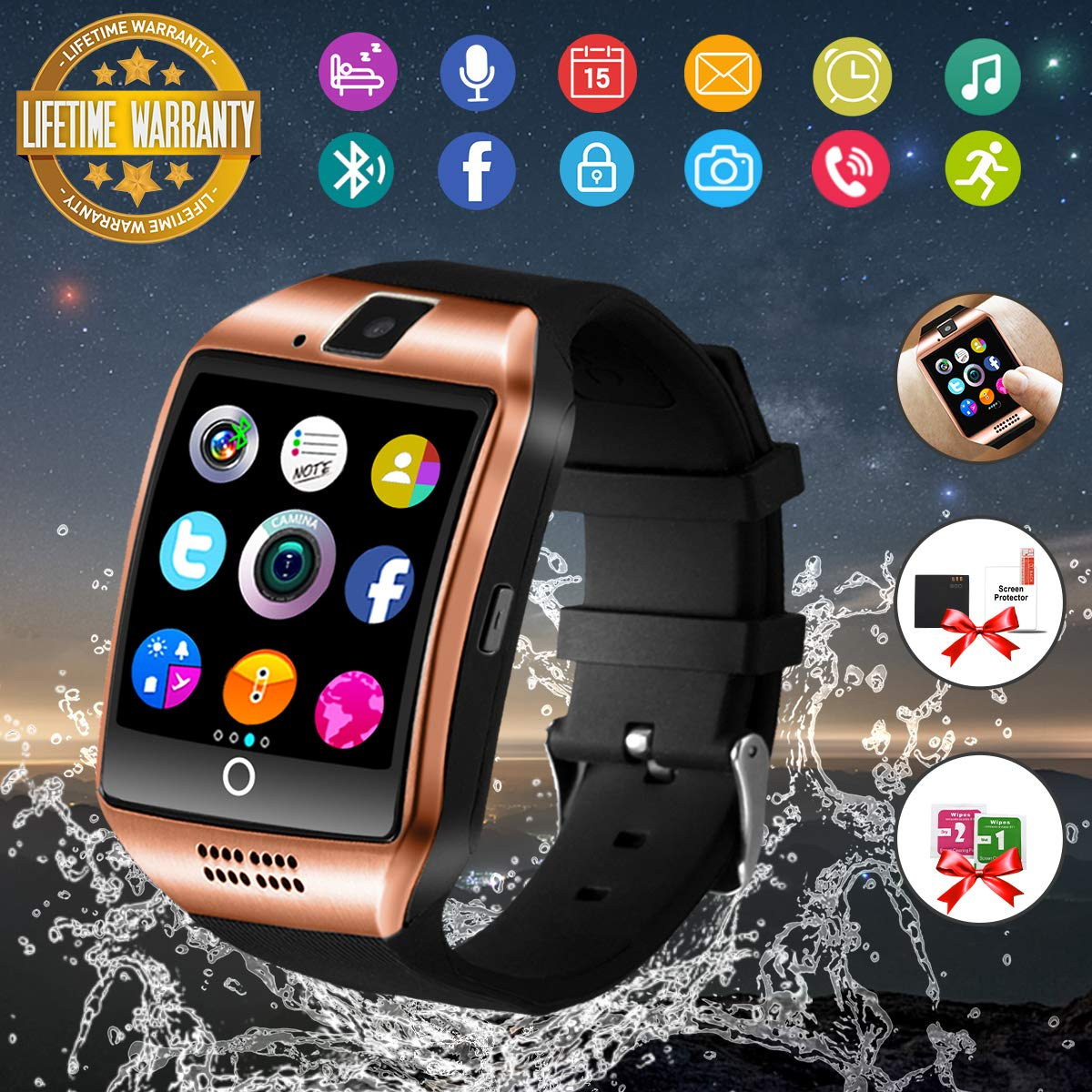 db1ef2eff83 Best Rated in Smart Watches   Helpful Customer Reviews - Amazon.com