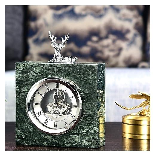 Amingkun Sencillo Escritorio De Estilo Relojes De Mesa Decorativo ...