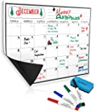 """Monthly Magnetic Calendar for Refrigerator 
