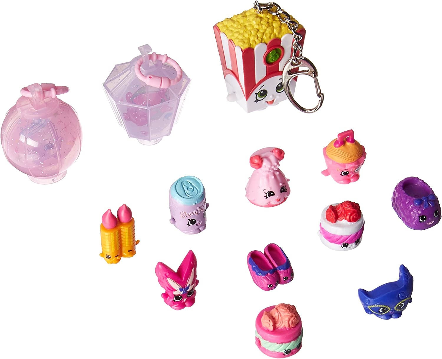 Shopkins Season 7 5 Pack of Shopkins 2 pack Join the Party
