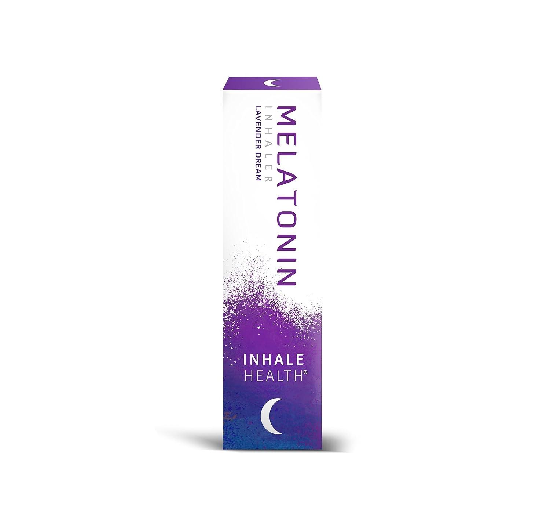 Amazon.com: INHALE HEALTH MELATONIN Inhaler Pen| Sleeping Pill Alternative, No Calories, Nicotine Free |Lavender Dream (2): Health & Personal Care
