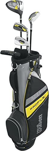 Wilson Profile Complete Junior Golf Set w Golf Bag