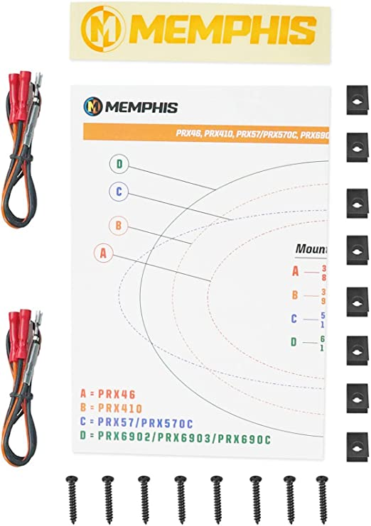memphis wiring diagram amazon com pair memphis audio prx46 4x6 car speakers w pivot  memphis audio prx46 4x6 car speakers
