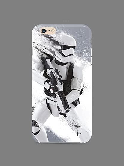 Turbo Delivery LLC Star Wars Darth Vader BB8 Storm Trooper Yoda -Rubber Case for Apple