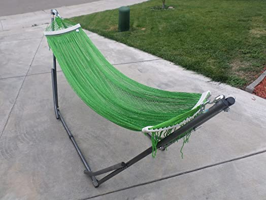 ban mai Indoor/Outdoor Adult Hammock Swing Bed