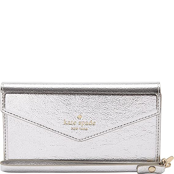 Best Selling Kate Spade New York Envelope iPhone 7/8 Wristlet Sale Inexpensive Big Discount For Sale Cheap Sale Finishline Fake y7Yi0h