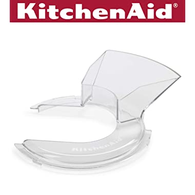 KitchenAid KSM35PS 3.5 Quart 1-Piece Pouring Shield, Clear