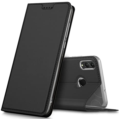 a basso prezzo d2b0b 7b628 Geemai Honor 8X/ Honor View 10 Lite Case, Honor 8X Cover [Card Holder]  [Magnetic Closure] Premium Leather Flip Wallet Case Cover for Honor 8X/  Honor ...