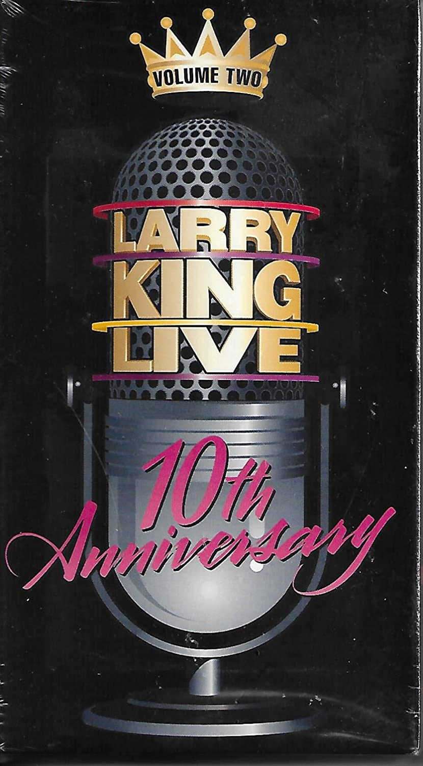 Amazon.com: Larry King Live - 10th Anniversary Vol. 2: Larry King: Movies & TV