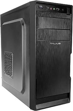 Talius Caja ATX T-301 USB 3.0 Negra: Amazon.es: Electrónica