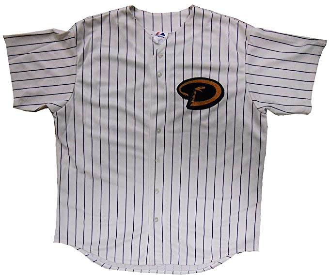 9fd0812d7 Amazon.com   Majestic Arizona Diamondbacks MLB Replica Throwback Jersey  Adult Sizes (L)   Sports   Outdoors