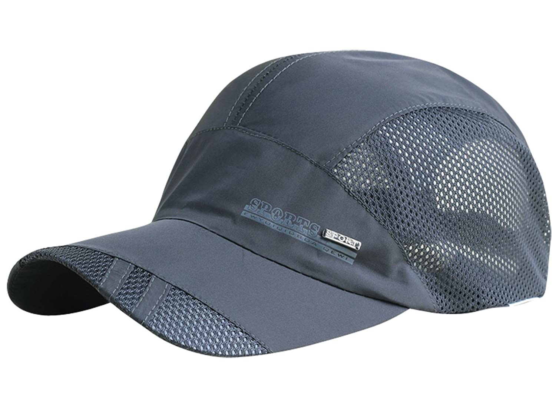 AIEOE HAT メンズ B07DNTMFD9  ダークグレー