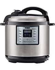 BELLA Pressure Cooker, Multicolor (14595)