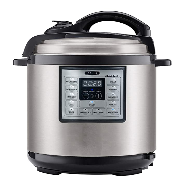 Top 9 Digital Cooker Pressure
