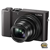Deals on PANASONIC LUMIX ZS100 4K Digital Camera 20.1 Megapixel